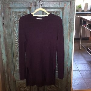 Autumn Cashmere Tunic